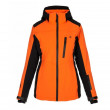 Női kabát Loap Falon narancs