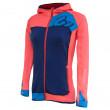 Női pulóver Progress Rebelia 17LE kék/narancs tyrkysová/růžová