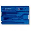 Többfunkciós kártya Victorinox SwissCard Classic kék