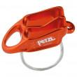 Multifunkciós biztosító eszköz Petzl Reverso narancs