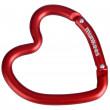 Munkees karabiner - szív alakú kevert színek