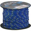Sátorzsinór Bo-Camp Nylon Guy Rope 20m 3mm kék/sárga blue