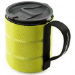 Bögre GSI Infinity Backpacker Mug 500ml zöld
