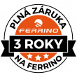 Tengerészzsák Ferrino Aquastop M (20 l)