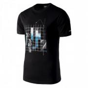 Pánské triko Hi-tec Roden fekete