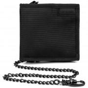 Pénztárca Pacsafe RFIDsafe Z100 Bifold Wallet fekete