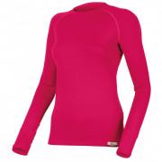 Női funkciós póló Lasting Lena h. ujjú rózsaszín
