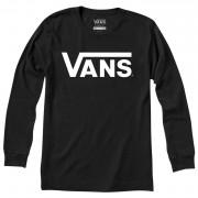 Férfi póló Vans MN Vans Classic Ls fekete/fehér