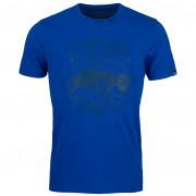 Férfi póló Northfinder Tristin kék