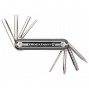 Marokszerszám Blackburn Grid 8 Mini Tool fekete/ezüst