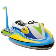 Felfújható robogó Intex Wave Rider RideOn 57520NP kék