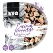 Lyo food Kókuszos zabpehelye áfonyával, fügével és chia maggal 300 g