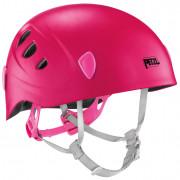 Gyerek sisak Petzl Picchu rózsaszín Raspberry