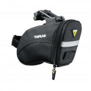 Brašna podsedlová Topeak Aero Wedge Pack Small s QuickClick fekete