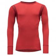 Férfi póló Devold Hiking Man Shirt Chilli piros