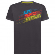 Férfi funkcionális póló La Sportiva Stripe Evo T-Shirt M