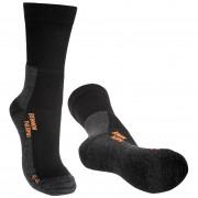 Zokni Bennon Trek Sock Merino fekete