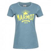 Női póló Marmot Carly Tee SS szürke night shade