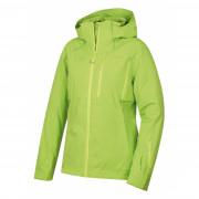 Női kabát Husky Montry L zöld