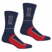 Férfi zokni Regatta Samaris2SeasonSck kék/piros