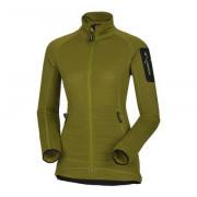 Női pulóver Northfinder Flochova zöld Green