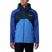 Férfi kabát Columbia Rain Scape Jacket kék