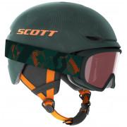Síkészlet Scott Combo Helmet Keeper 2+Jr Witty