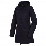 Dámský hardshellový kabát Husky Nut L lila/fekete