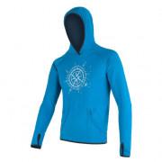 Férfi pulóver Sensor Merino Upper Iránytű kék modrá