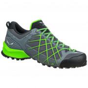 Férfi cipő Salewa MS Wildfire szürke/zöld