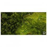 Gyorsan száradó törülköző Towee Rice Fields 80x160 cm zöld