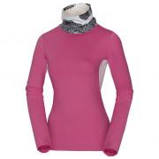 Női funkciós póló Northfinder Foana rózsaszín