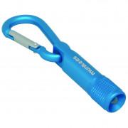 Munkees LED lámpa - karabiner kevert színek Blue