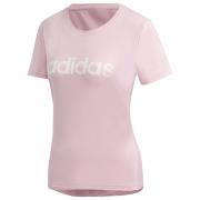 Női póló Adidas Design 2 Move Logo rózsaszín