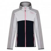 Női kabát Dare 2b Demure Softshell fehér/fekete