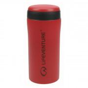 Termobögre LifeVenture Thermal Mug 0,3l mattpiros