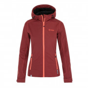 Női kabát Kilpi Campo-W piros