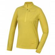 Női pulóver Husky Tarp L (2019) sárga