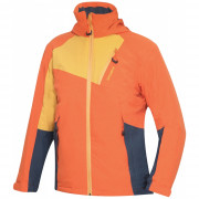 Gyerek kabát Husky Zawi Kids narancssárga/szürke