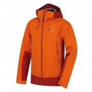 Pánská bunda Husky Nanook M narancs