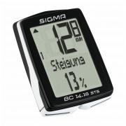 Počítač Sigma BC 14.16 STS/CAD bezdrátový fekete