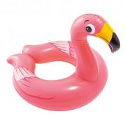 Felfújható gumimatrac Intex állatok 59220NP rózsaszín frog