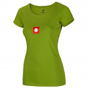 Női póló Ocun Logo zöld