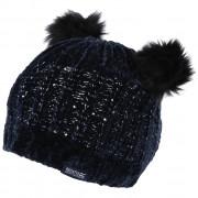 Gyerek téli sapka Regatta Hedy Lux Hat II fekete