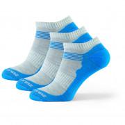 Zokni Zulu Merino Summer M 3-pack szürke/kék