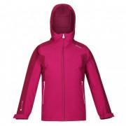 Gyerek kabát Regatta Jr Highton Pad II rózsaszín