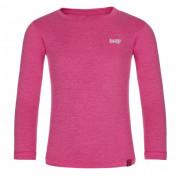 Gyerek funkcionális póló Loap Pitta rózsaszín