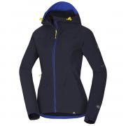 Női softshell kabát Northfinder Gimena kék