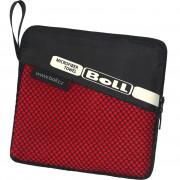 Törülköző Boll LiteTrek Towel S (20 × 38) piros popy