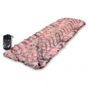 Felfújható matrac Klymit Static V Pink Camo (2019) rózsaszín